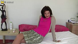 Prilična tajnica ima lijep radni dan vintage sex film