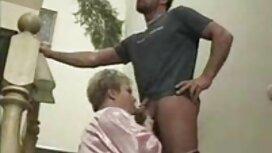 Ruski muškarac probudio vintage german sex film je plavušu s nježnim kunnilingusom