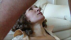 Stavio sam crvenokosu sex vintage film djevojku na penis