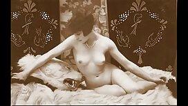 Sitna kuja Gina Gerson dobiva jebena maserka porn vintage film