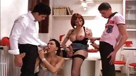 Ugodan fetiš french vintage porno s ljepoticom Gina Gerson