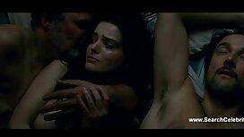 Prsata akrobata vrti se film retro sex na članu